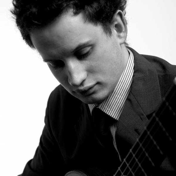 Fin M Guitar Classical Guitarist London