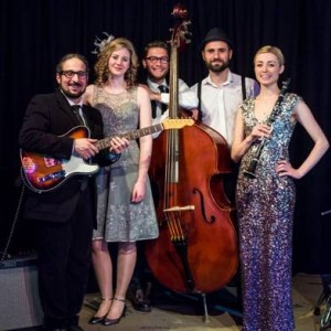 Brigata Swing Anglo-Italian Jazz Quintet London