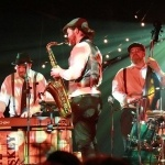 The Vintage Viscounts Rock n Roll Swing Band Cheshire