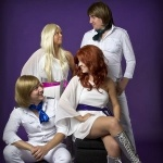 Abba Express Tribute Act West Midlands