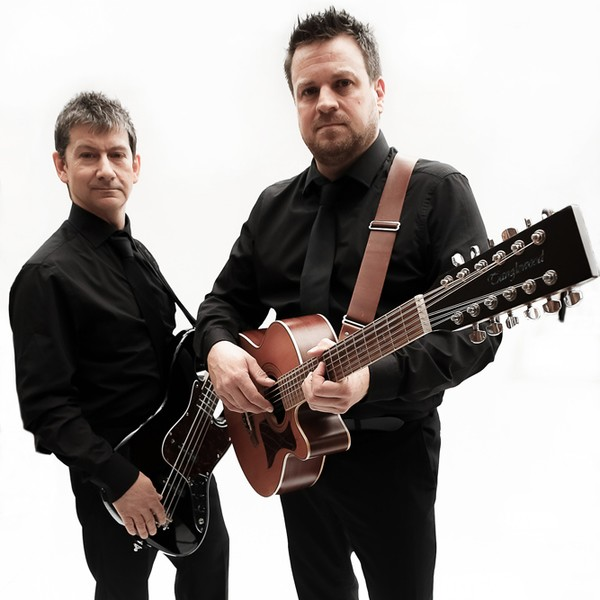 Acoustic Deluxe Rock and Pop Duo Staffordshire