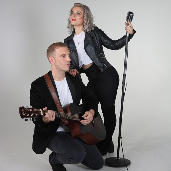 Acoustic Feel Acoustic Duo Greater Manchester