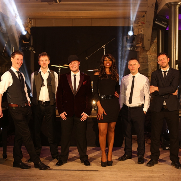 Uptown Funk Soul, Funk and Pop Band West Midlands