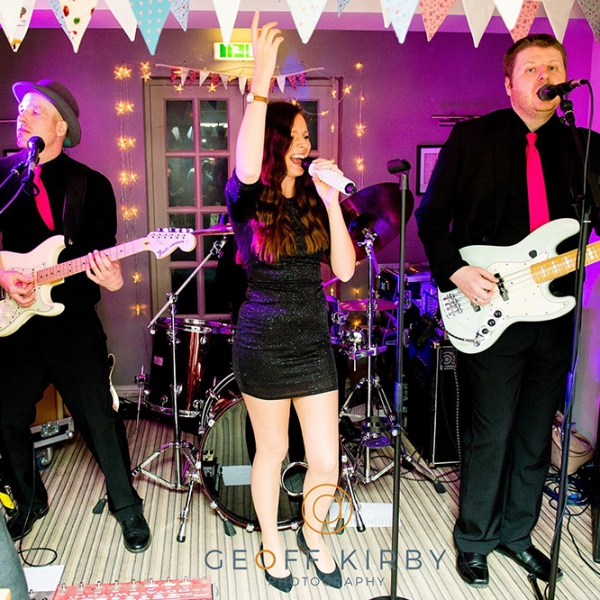 Alexa Function Band Leicestershire