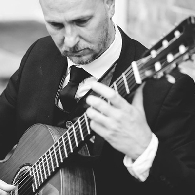 Alex Lloyd Williams Classical Guitarist Staffordshire
