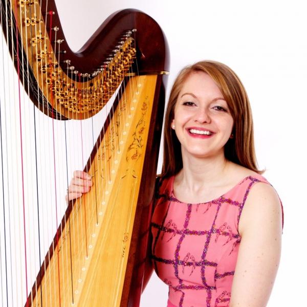 Alice Jayne (Harpist) Harpist Greater Manchester
