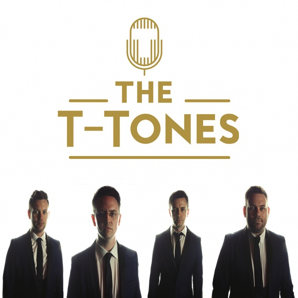 The T-Tones Doo-Wop Acapella Vocal Group Suffolk