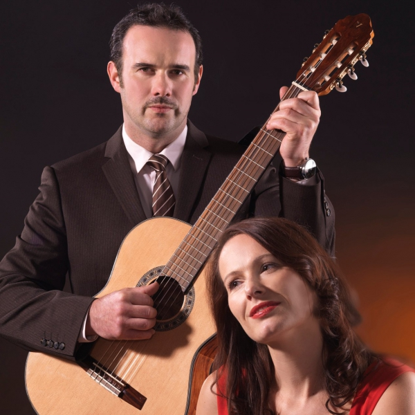 Amori Tenor and Soprano Vocal and Guitar Duo Shropshire