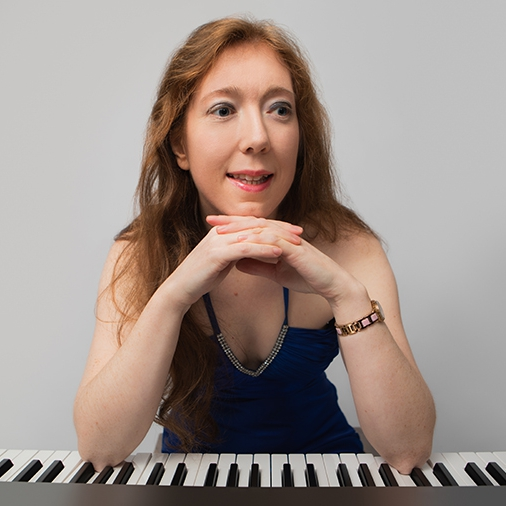 Amy Francesca Pianist Staffordshire