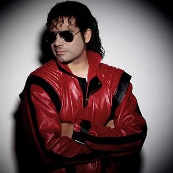 (Michael Jackson) Anthony Edwards Michael Jackson Tribute Act Worcestershire