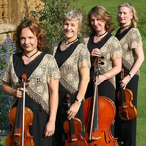 Astor String Quartet String Quartet Oxfordshire