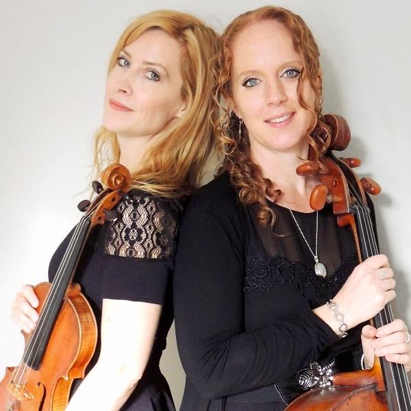Awenna Duo Violin & Cello Duo Glamorgan