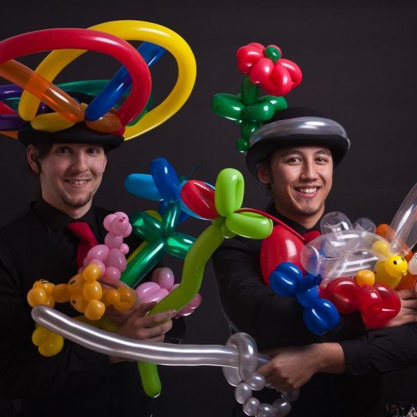 Balloon Modellers Balloonist Leicestershire