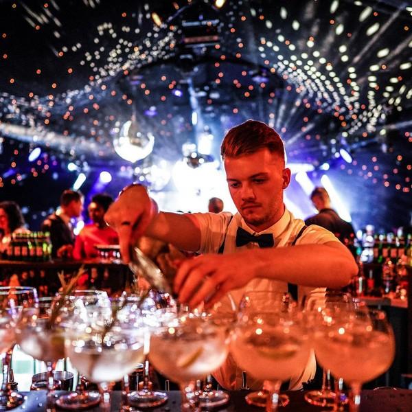EB Bars Bartenders/Mixologists Staffordshire