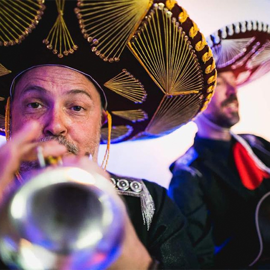 Beat Banditos Virtual Party Mariachi Band London