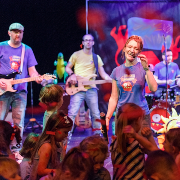 Beat Boppers Children's Party Band Surrey