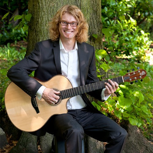 Ben Harrison Classical Guitarist Somerset