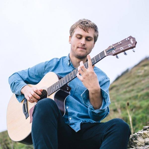 Benjamin Classical Guitarist Hampshire
