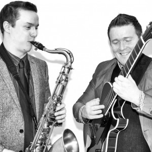One OClock Jump Jazz Duo West Yorkshire