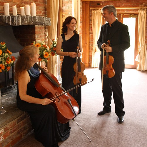 City String Trio String Trio for Weddings London