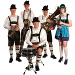 Bier Stein Oompah Band Acoustic Band Kent