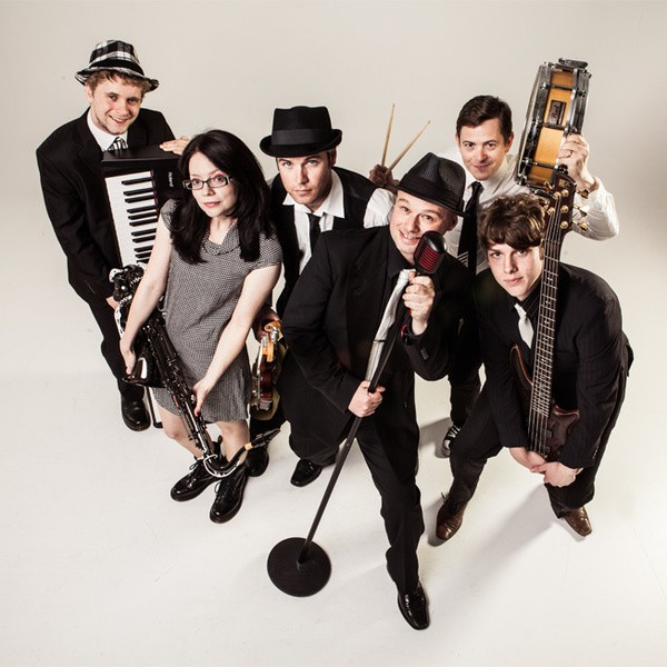 Blue Note Mitch and The Red Hot Jacks Swing Jive Rock n Roll Pop Ska Party Band West Yorkshire