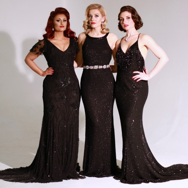 The Night Belles Vocal Harmony Trio London