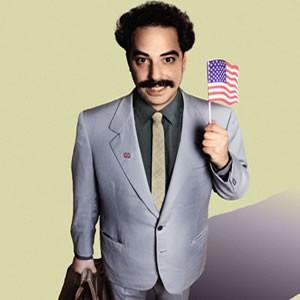 Borat (Kazakh Dan) Lookalike London