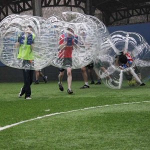 Bubble Football Giant and Outdoor Games Cambridgeshire