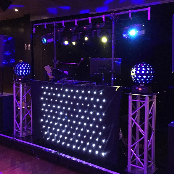 Cameron James Wedding DJ East Lothian
