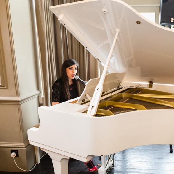 Carol Garcia Piano Vocalist Greater Manchester