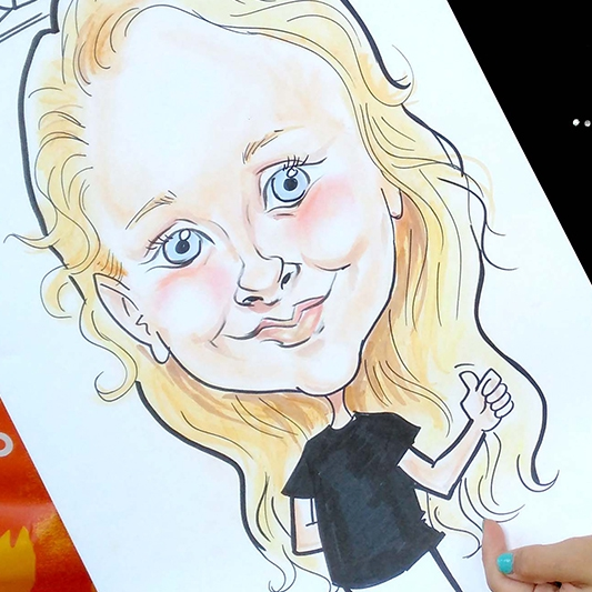 Cartoon Caricatures Caricaturist London