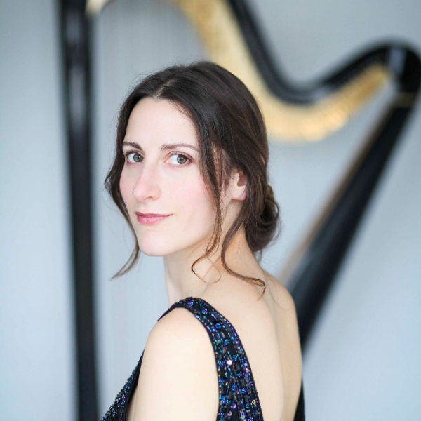 Cecile Harpist Harpist London