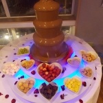 Chocolate Fountain Event Supplier Hampshire
