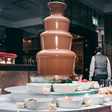 Chocolate Fountain Chocolate Fountains Hampshire