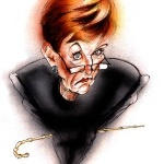 Chris Caricatures Caricaturist London