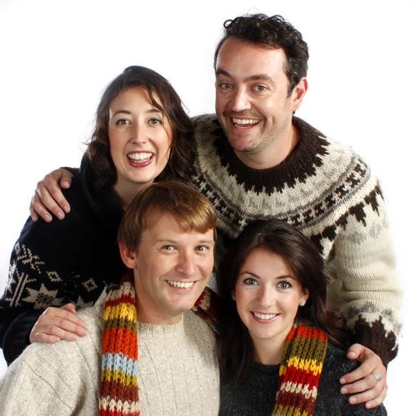 Christmas Carollers Christmas Carol Singers London