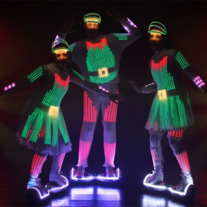 Christmas LED Hoverboards  London