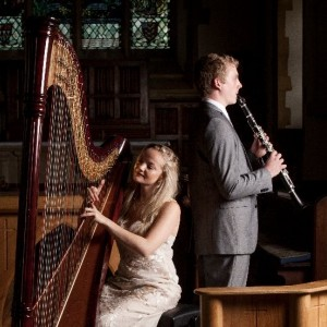 Sonata Duo Harp & Clarinet Duo. Essex