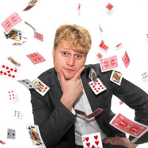Close Up Magician Russ Close Up Magician Staffordshire