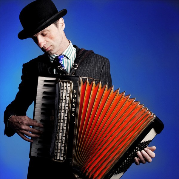 Coeur Vagabond Accordionist Somerset