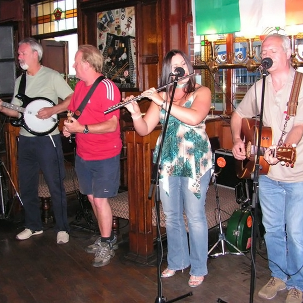 Connery Irish / Folk Band Cheshire