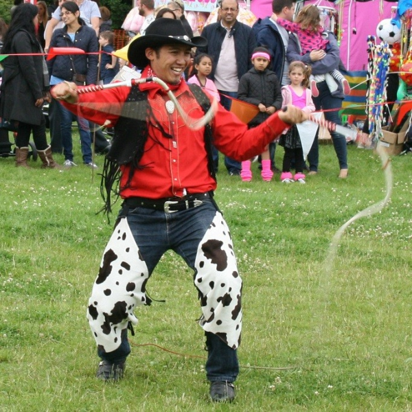 The Wildest Wild West Show Childrens Entertainer Leicestershire