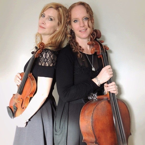 Awenna Duo Violin & Cello Duo Glamorgan