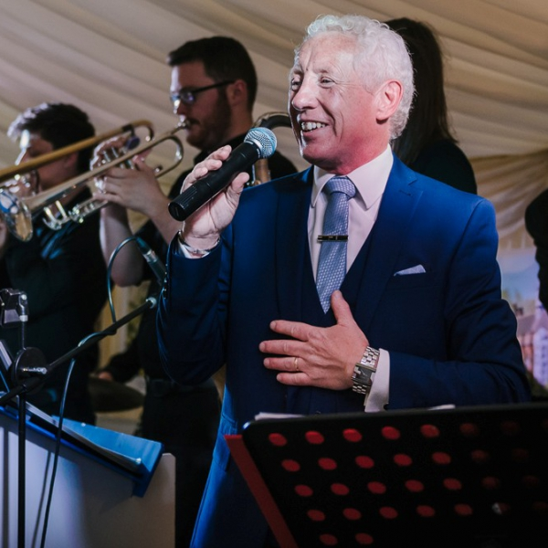 Gary - The Sultan of Swing Swing & Rat Pack Band West Yorkshire