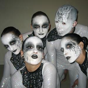 Cyber Burlesque Dancer Kent