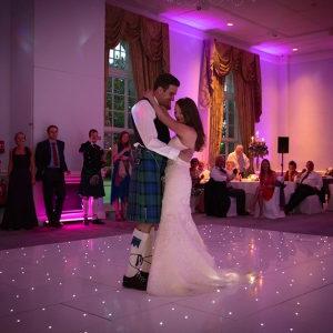 Premier Events Dance Floor Event Decor Leicestershire