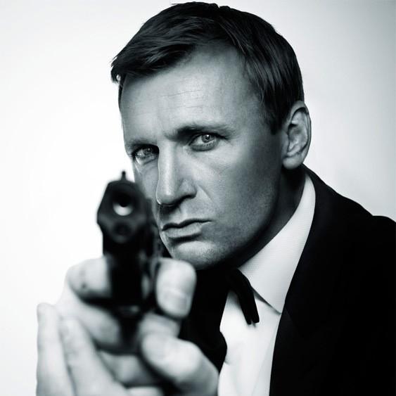 Daniel Craig (Steve Wright) Lookalike Norfolk