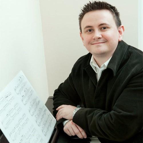 Dan John Pianist Glamorgan