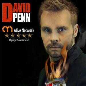 David Penn Magician London